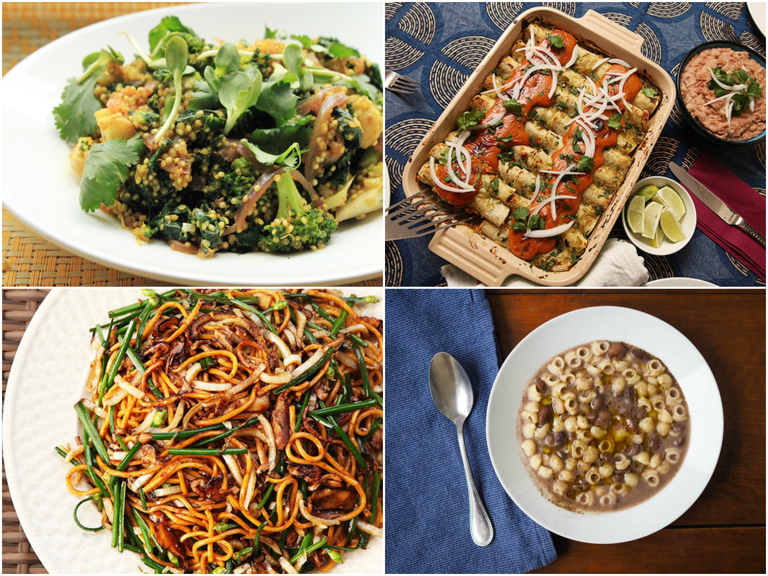 Vegetarian Main Dishes Recipe  14 Warming Vegan Main Dishes for Chilly Nights