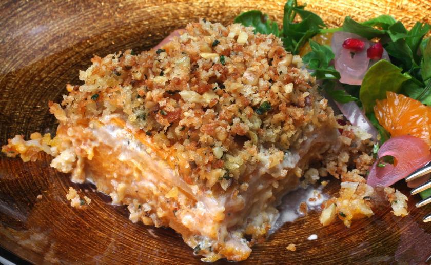 Vegetarian Main Dishes Recipe  Mixed Mushroom Casserole Ve arian Main Dishes for
