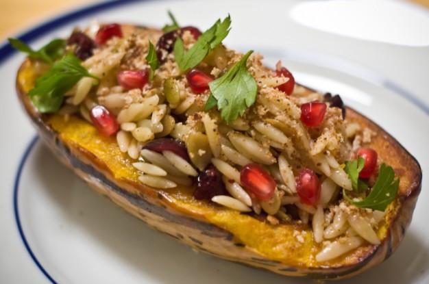 Vegetarian Main Dishes Recipe  Ve arian Thanksgiving Recipes