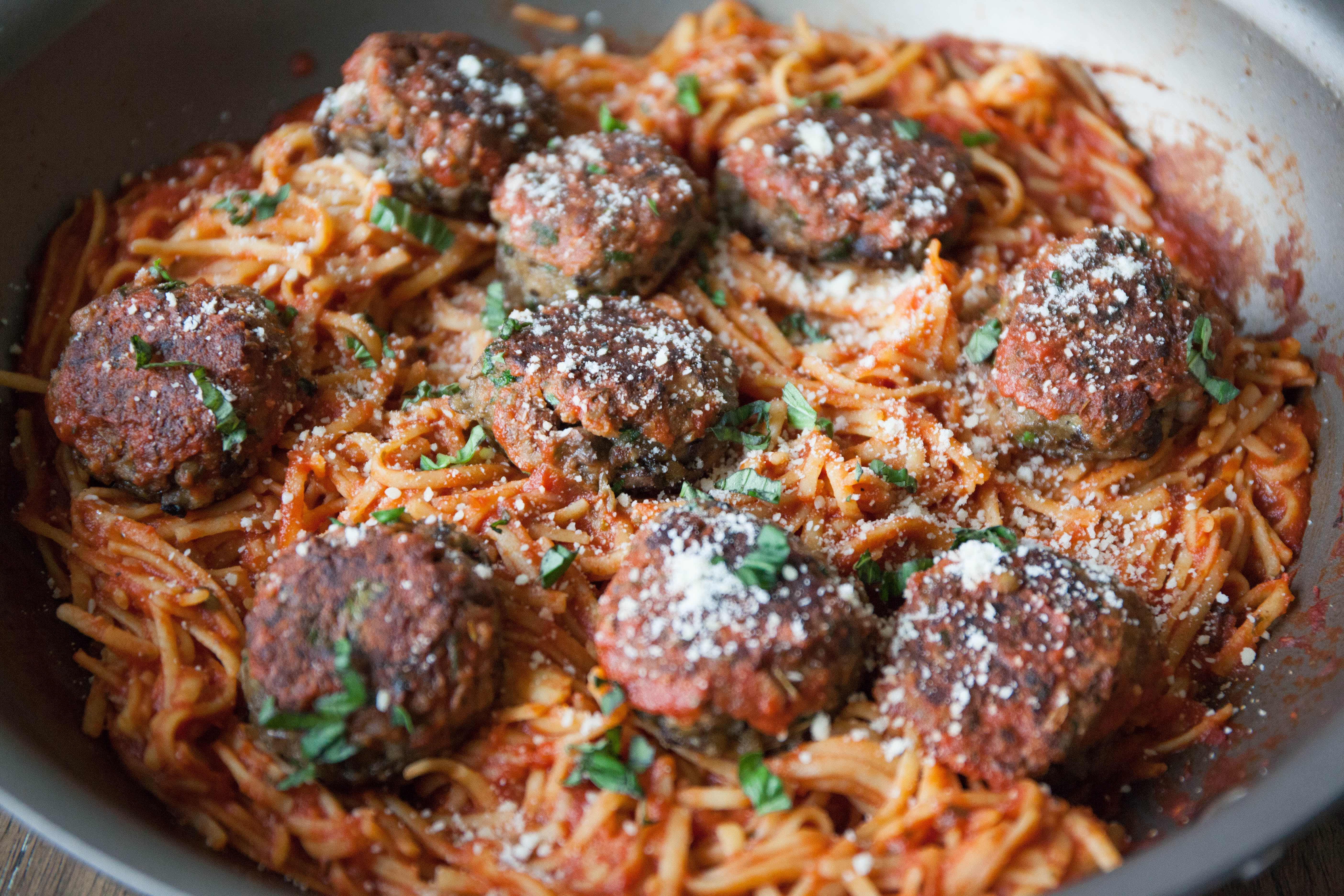 Vegetarian Meatball Recipes  My Healthy Dish — Healthy recipes t food and nutrition