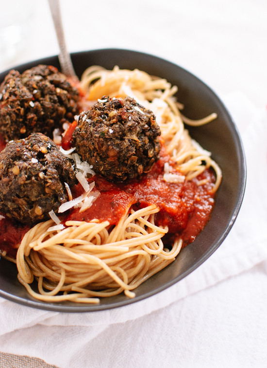 Vegetarian Meatball Recipes  Looking Back The Top 10 Recipes of 2013 Cookie and Kate