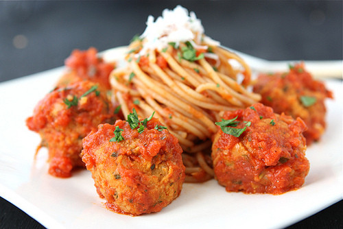"Vegetarian Meatball Recipes  Cookin Canuck Cannellini Bean Ve arian ""Meatballs"