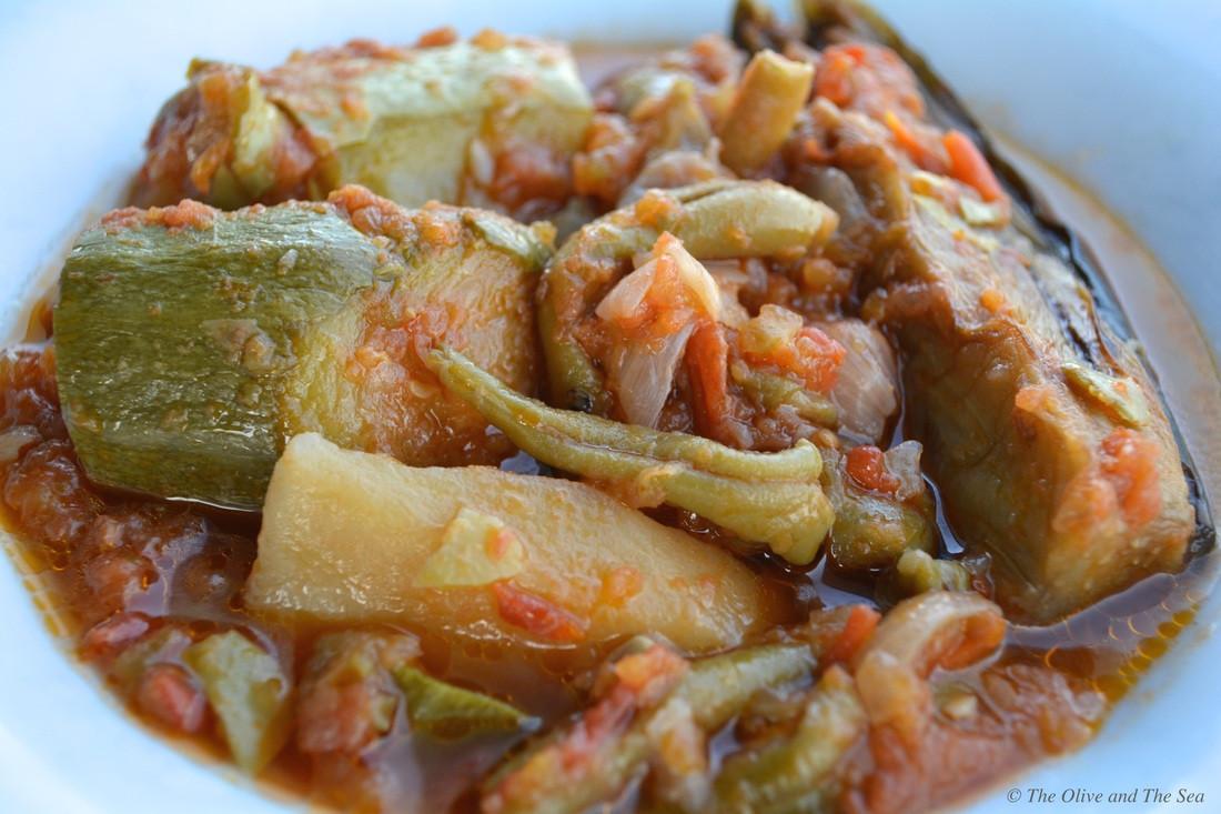 Vegetarian Mediterranean Recipes  mediterranean ve able stew