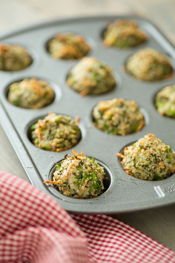 Vegetarian Muffin Tin Recipes  6 easy muffin tin recipes too cute to refuse