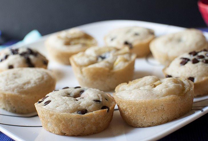 Vegetarian Muffin Tin Recipes  muffin cup recipe vegan sweet potato snacks