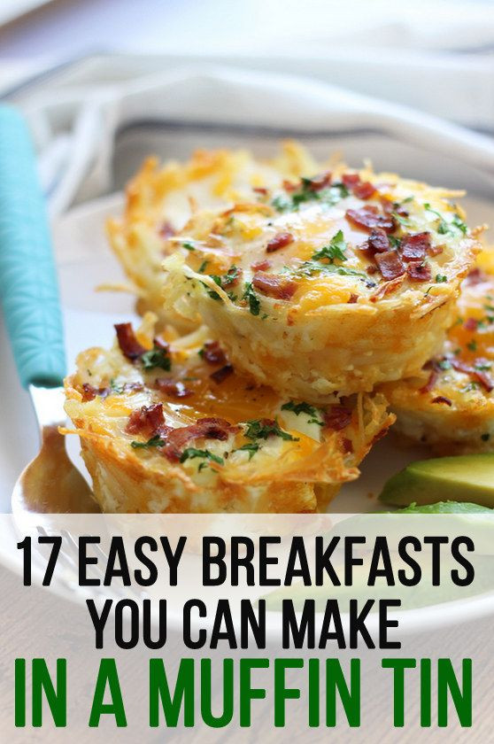 Vegetarian Muffin Tin Recipes  25 Best Ideas about Muffin Tin Breakfast on Pinterest