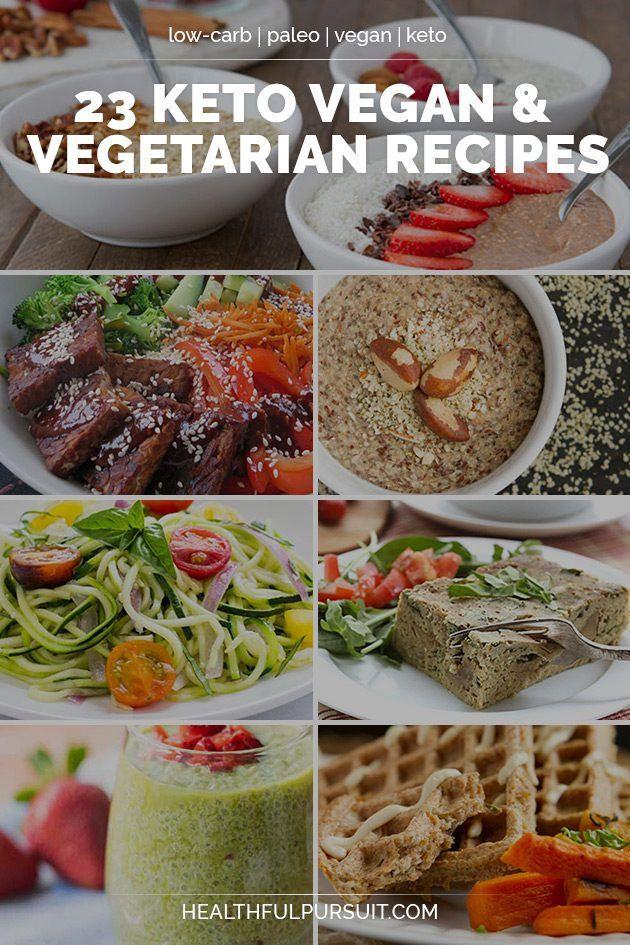 Vegetarian Paleo Recipes  23 Keto Vegan & Ve arian Recipes Paleo LowCarb