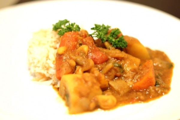 Vegetarian Potato Stew  Ve arian Potato Stew Moroccan Inspired