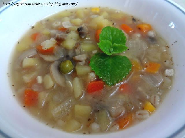 Vegetarian Potato Stew  Ve arian Potato Stew