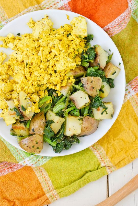 Vegetarian Protein Breakfast  High Protein Vegan Breakfast Burrito Recipe — Dishmaps