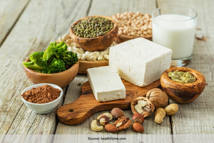 Vegetarian Protein Rich Foods  Top 12 Protein Rich Foods For Ve arians