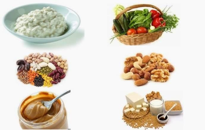Vegetarian Protein Rich Foods  Best ve arian protein rich foods