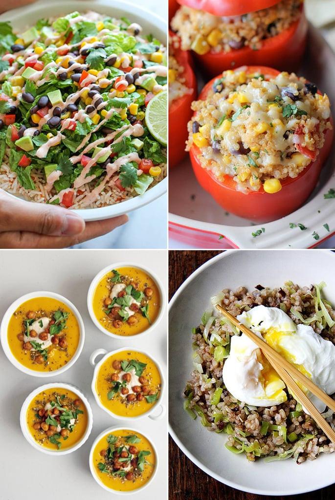 Vegetarian Recipes For Dinner  Ve arian Recipes For Dinner