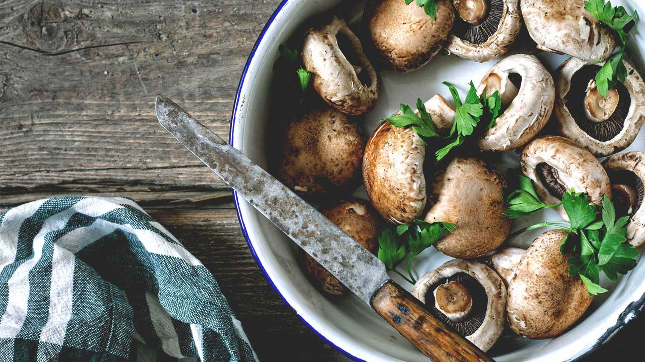 Vegetarian Recipes Mushrooms  Mushrooms 16 Delicious Ve arian Recipes