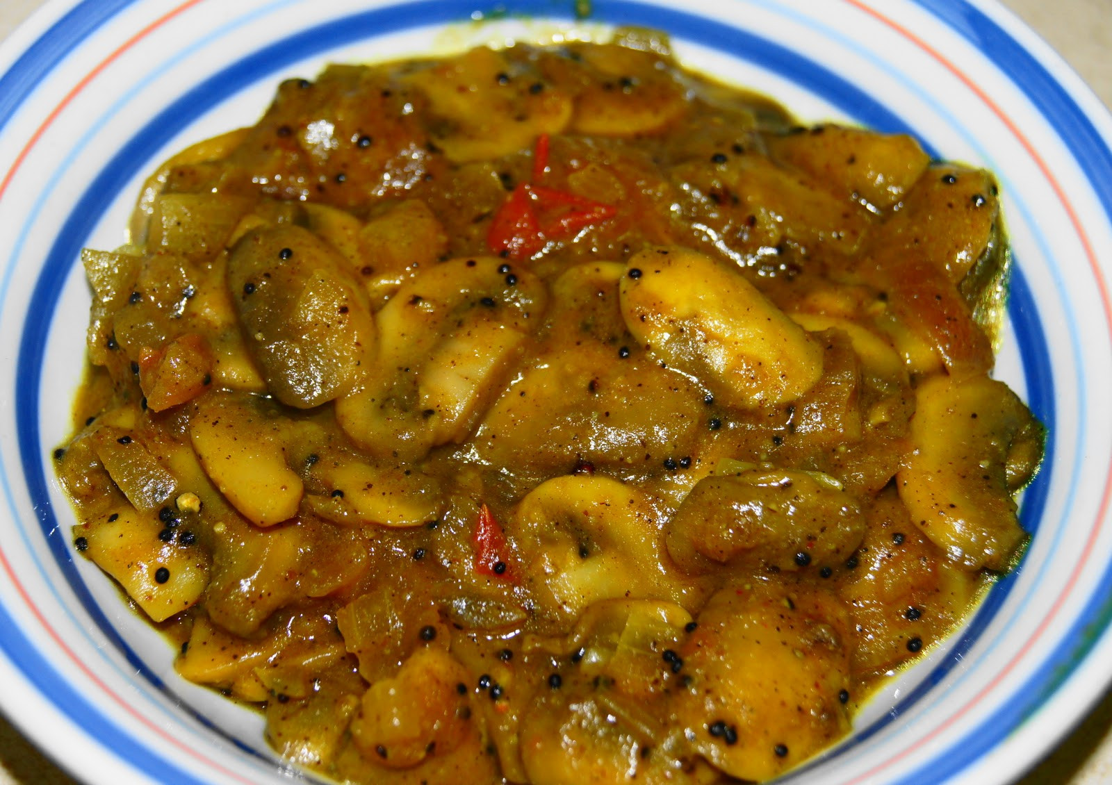 Vegetarian Recipes Mushrooms  Simple Ve arian Recipes Mushroom Chettinad