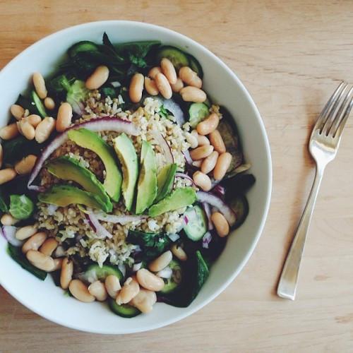 Vegetarian Recipes Tumblr  ve able salad