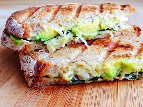Vegetarian Recipes Tumblr  vegan sandwich recipes