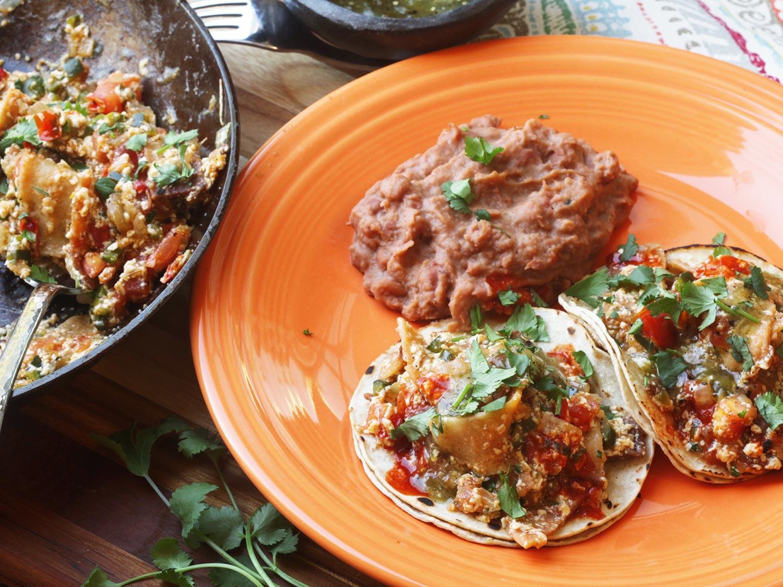 Vegetarian Recipes Video  No Eggs No Problem 15 Great Vegan Breakfast Recipes