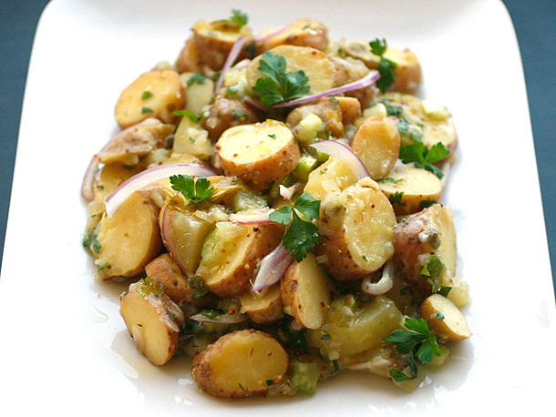 Vegetarian Recipes With Potatoes  Serious Entertaining The Vegan e Meal Convince A