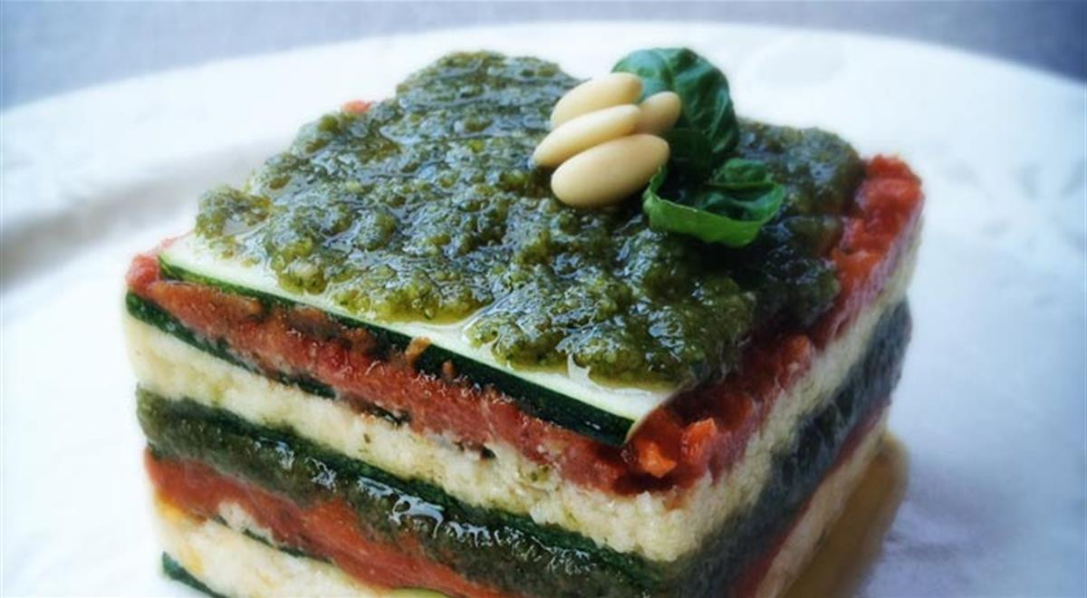 Vegetarian Recipes With Zucchini  Raw Vegan Lasagna Recipe with Zucchini