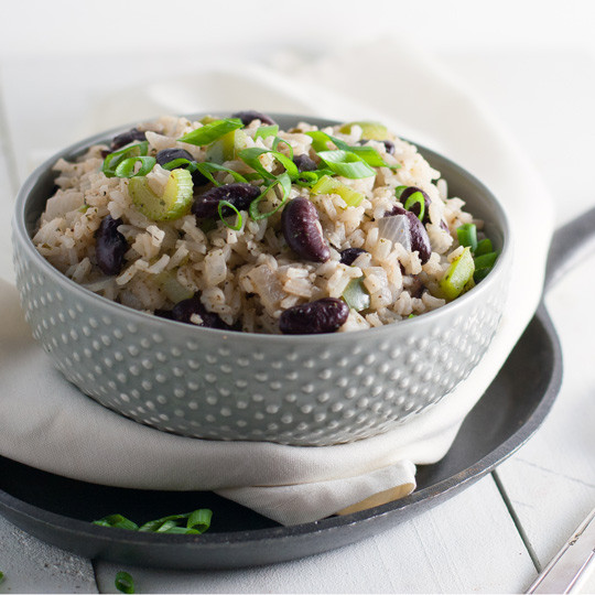 Vegetarian Rice And Bean Recipes  Ve arian Dirty Rice and BeansRecipe