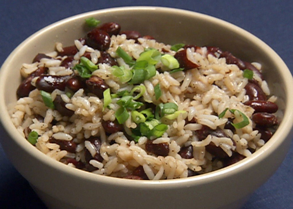 Vegetarian Rice And Beans  Protein Filled Ve arian Foods