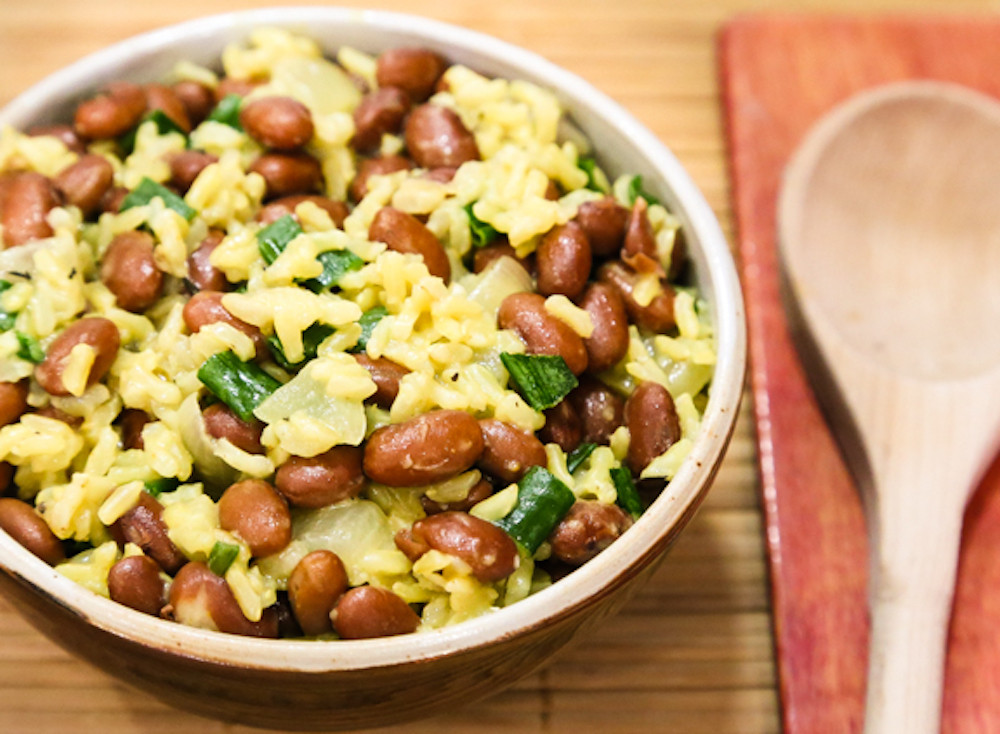 Vegetarian Rice And Beans  12 Ve arian Rice and Beans Recipes