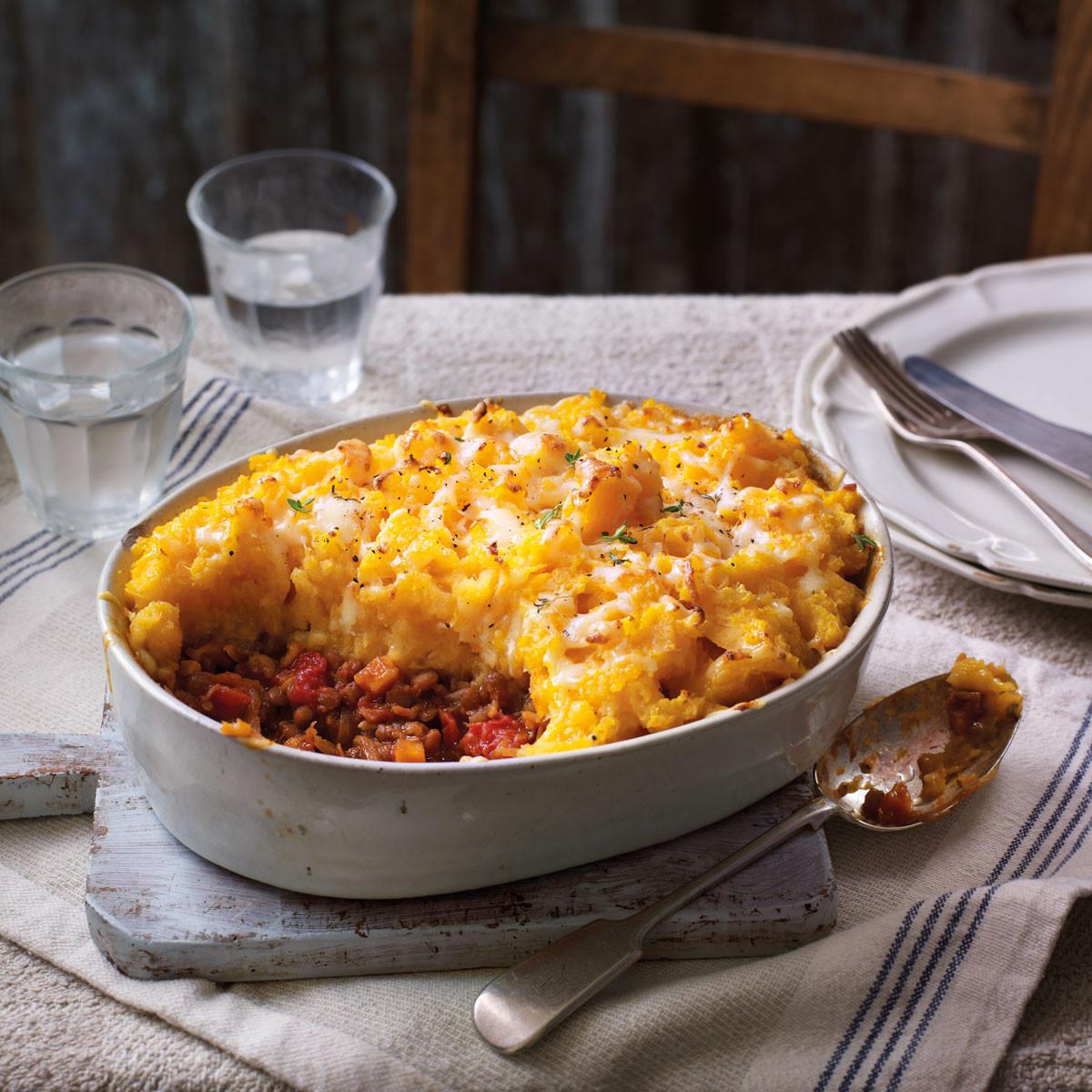 Vegetarian Shephards Pie  Ve arian shepherd s pie Good Housekeeping