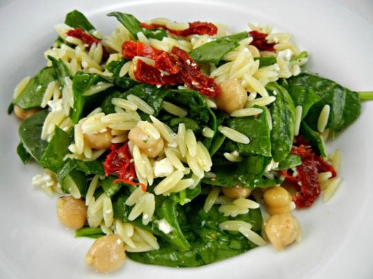 Vegetarian Spinach Salad Recipes  Summer Salad Recipe Roundup Salad Recipes