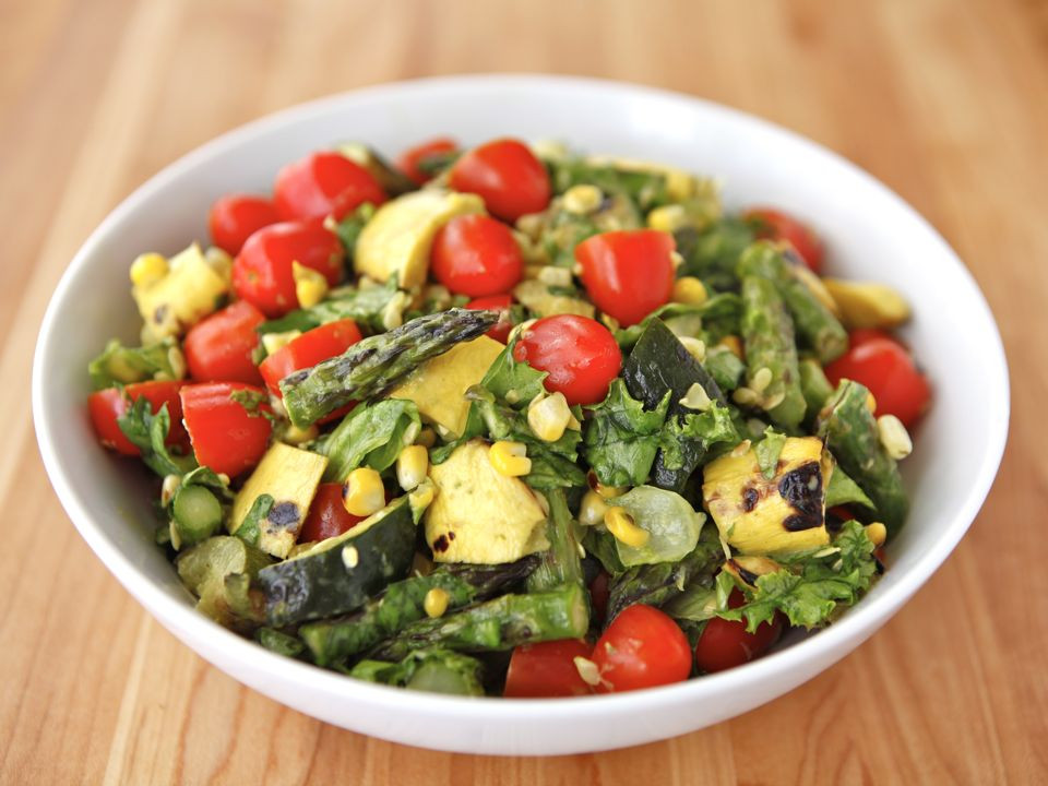 Vegetarian Summer Recipes  Top 10 Ve able Recipes For Summer by seasonalo 1