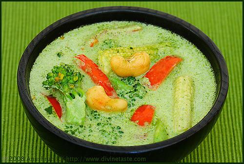Vegetarian Thai Green Curry Recipes  Yummy Vegan Ve arian Thai Green Curry Recipe This recipe