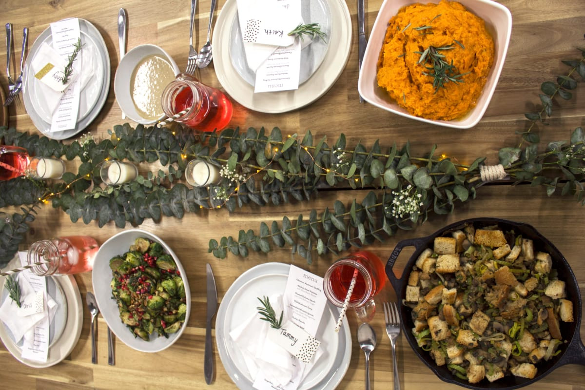 Vegetarian Thanksgiving Protein  Easy Vegan Thanksgiving Recipes