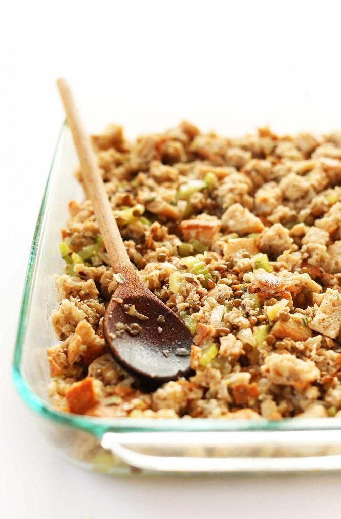 Vegetarian Thanksgiving Protein  What I m bringing to Thanksgiving this year Oy Vegan