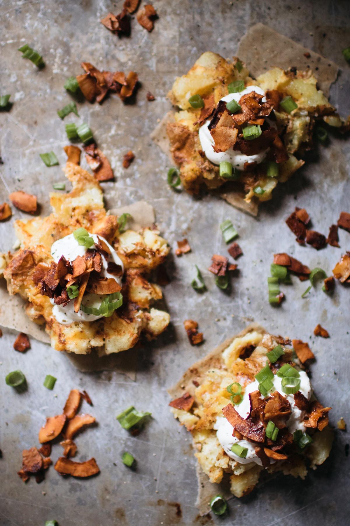 Vegetarian Waffles Recipe  savory waffles ve arian