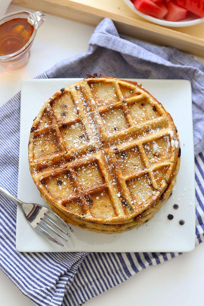 Vegetarian Waffles Recipe  Best 25 Healthy waffle recipes ideas on Pinterest