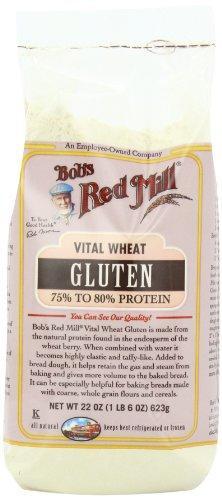 Vital Wheat Gluten Recipes Low Carb  Vital Wheat Gluten Food Fanatic