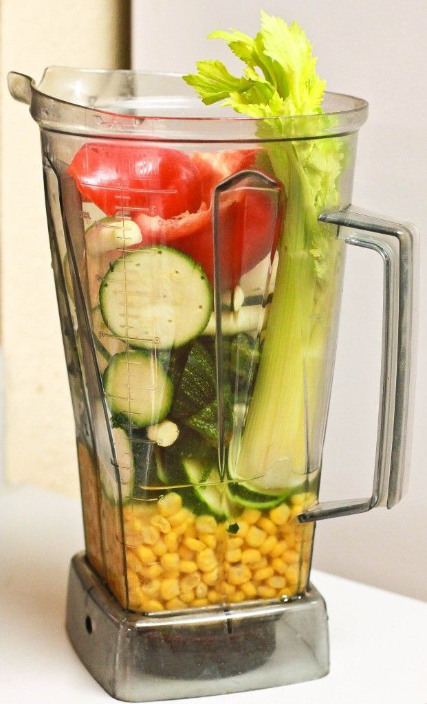 Vitamix Recipes For Weight Loss  Healthy Blended Soup Recipes for Weight Loss