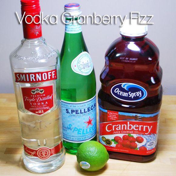 Vodka Low Calorie Drinks  low calorie vodka mixed drinks