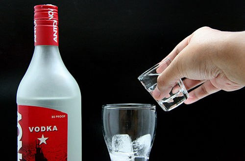 Vodka Low Calorie Drinks  Low Calorie Vodka Drinks for Summer