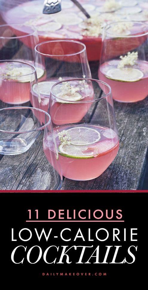 Vodka Low Calorie Drinks  Low Calorie Alcohol on Pinterest