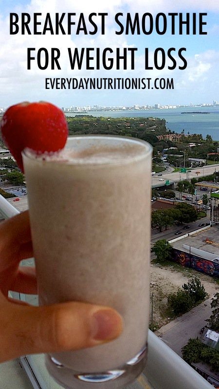 Weight Loss Breakfast Smoothies  5 Weight Loss Smoothies for Breakfast