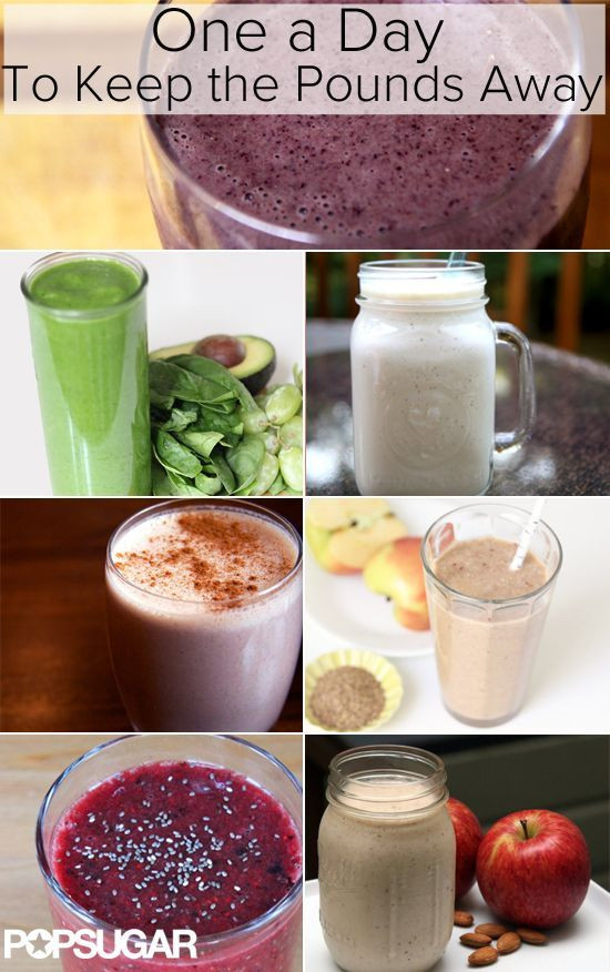 Weight Loss Breakfast Smoothies  10 Breakfast Smoothies That Will Help You Lose Weight