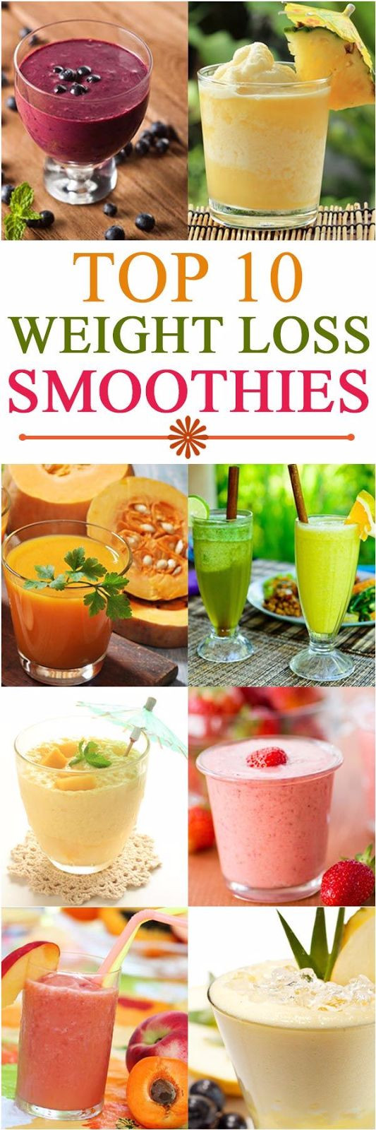 Weight Loss Breakfast Smoothies  21 Weight Loss Smoothies With Recipes And Benefits