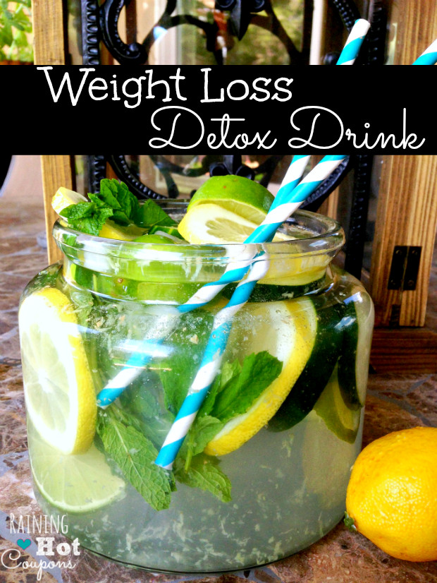 Weight Loss Cleansing Recipes  weight drink 2