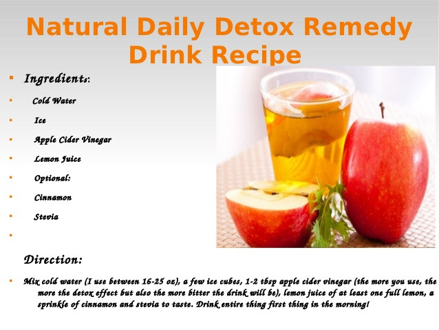 Weight Loss Cleansing Recipes  Homemade Detox Cleanse For Weight Loss – Blog Dandk