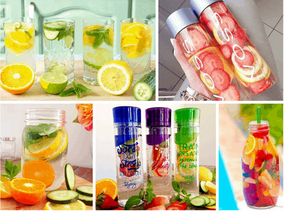 Weight Loss Cleansing Recipes  Detox Water Recipes To Flush Your Liver