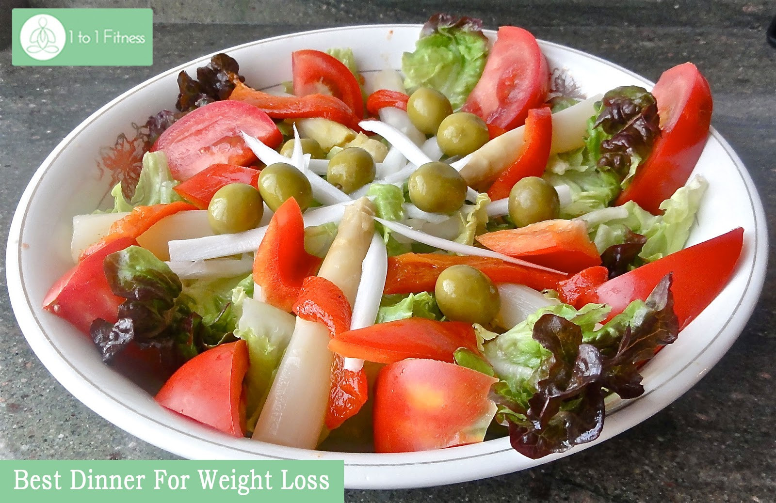 Weight Loss Salads Recipes  Which Is The Best Diet Plan For Weight Loss 1 to 1 Fitness