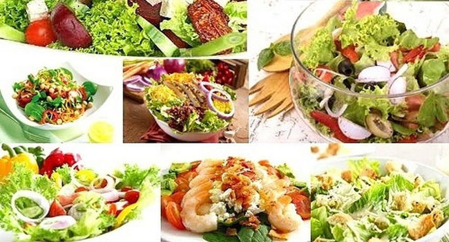 Weight Loss Salads Recipes  Best Salads to Lose Weight Fast