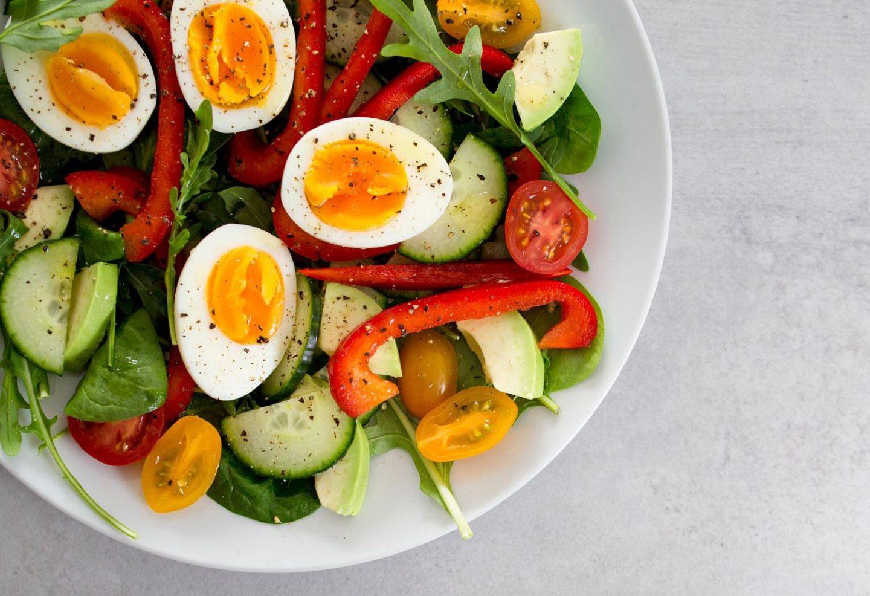 Weight Loss Salads Recipes  My Signature Weight loss Salad Recipe – Liezl Jayne