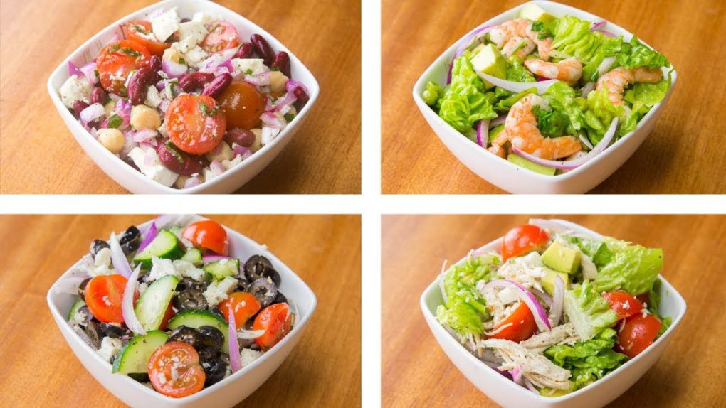Weight Loss Salads Recipes  5 Healthy Salad Recipes For Weight Loss